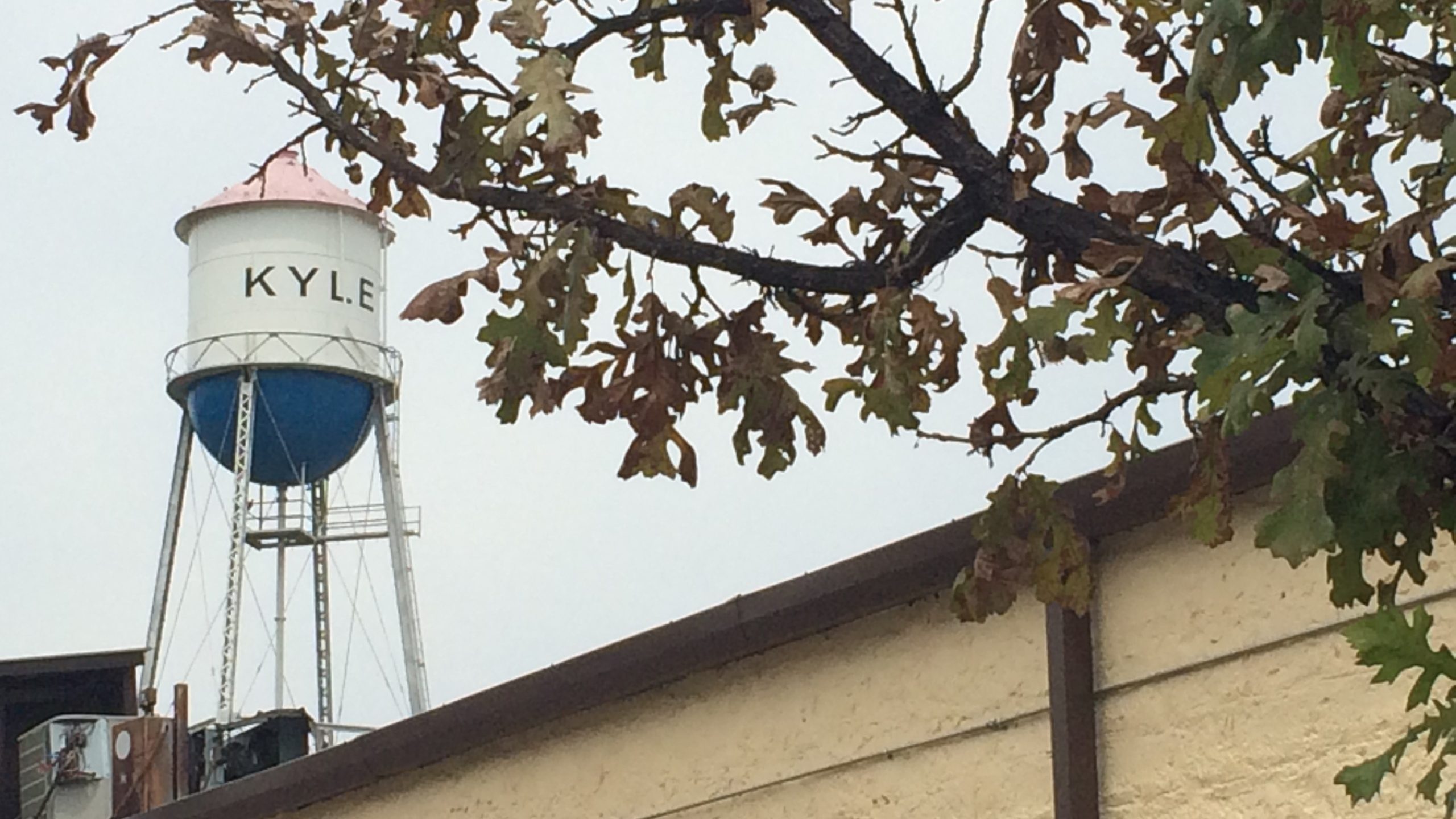 City of Kyle water tower_165314