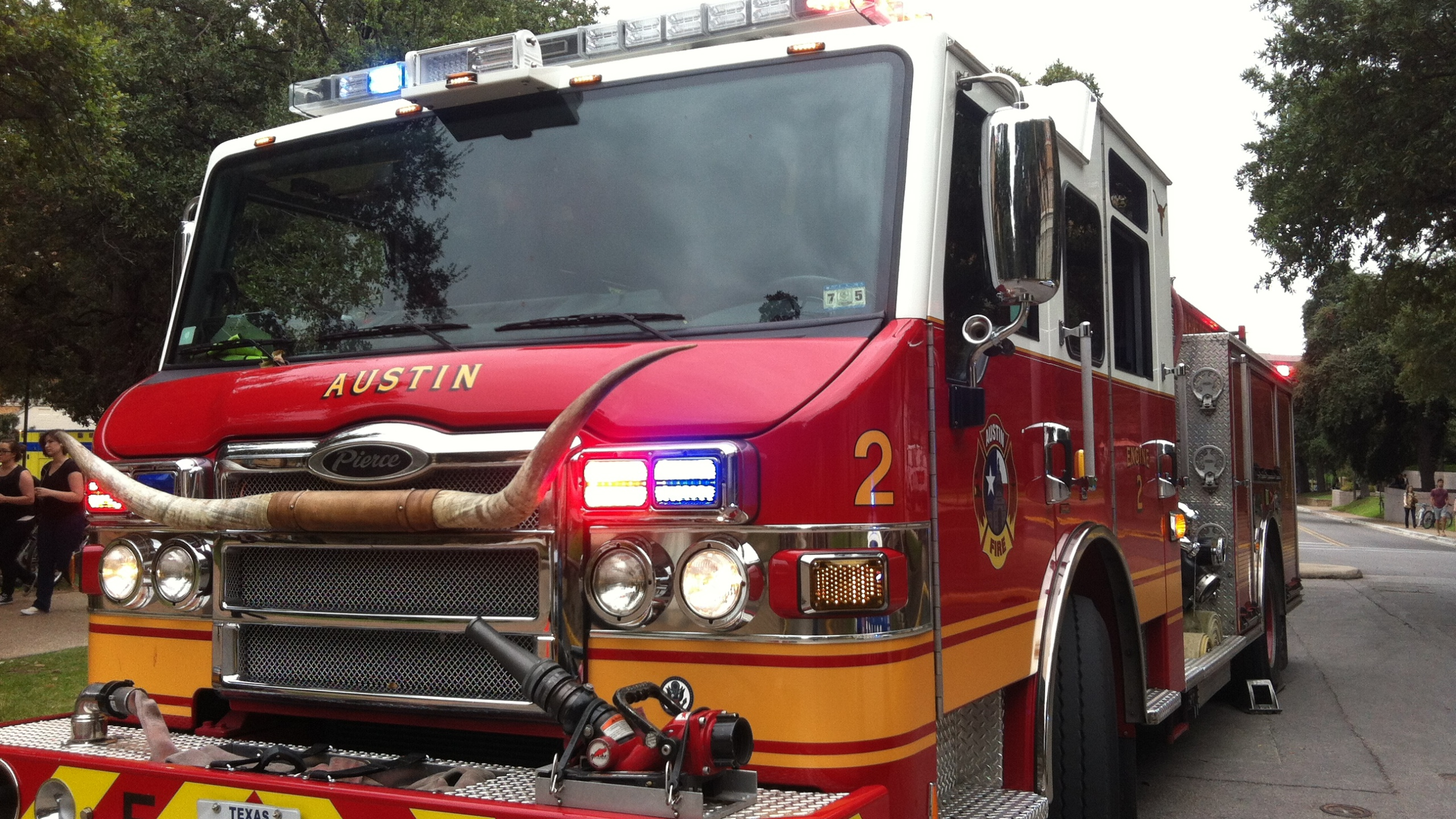 AFD fire truck Austin Fire Department_106884