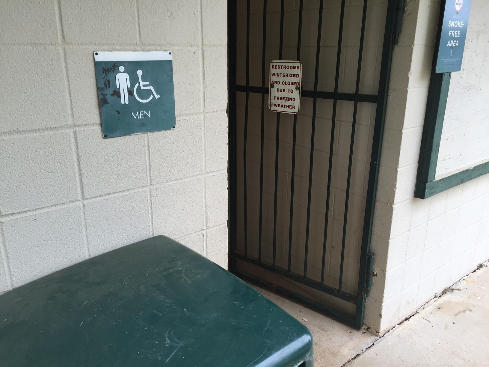 Walnut Creek Park restroom_264150