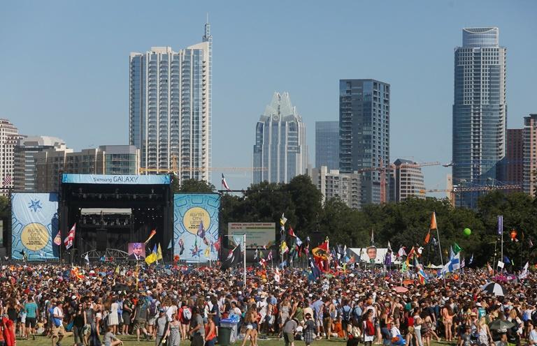 Call to #CancelACL Music Festival arises as Austin-area COVID-19 cases surge