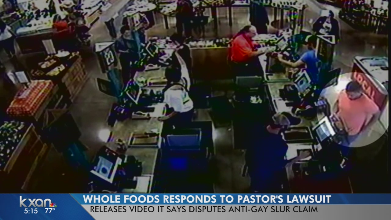 Whole Foods releases video countering gay slur claim
