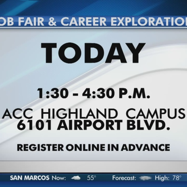 Hundreds of employers looking to fill thousands of jobs