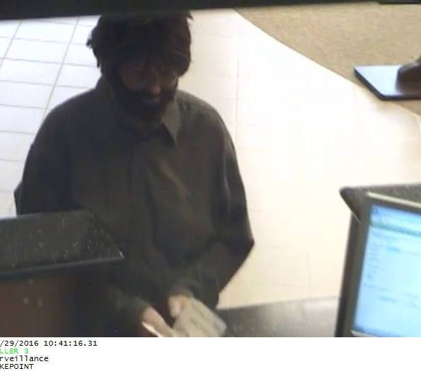 Bee Cave robbery suspect disguised as man_265556