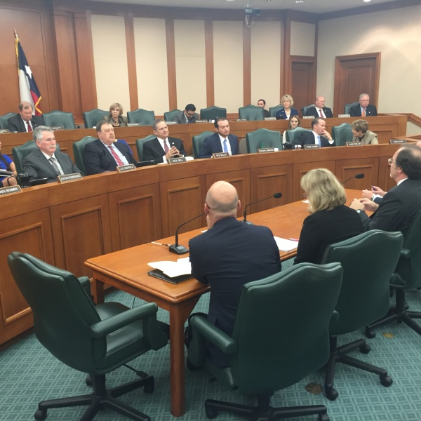 Meeting over Texas budget_273695