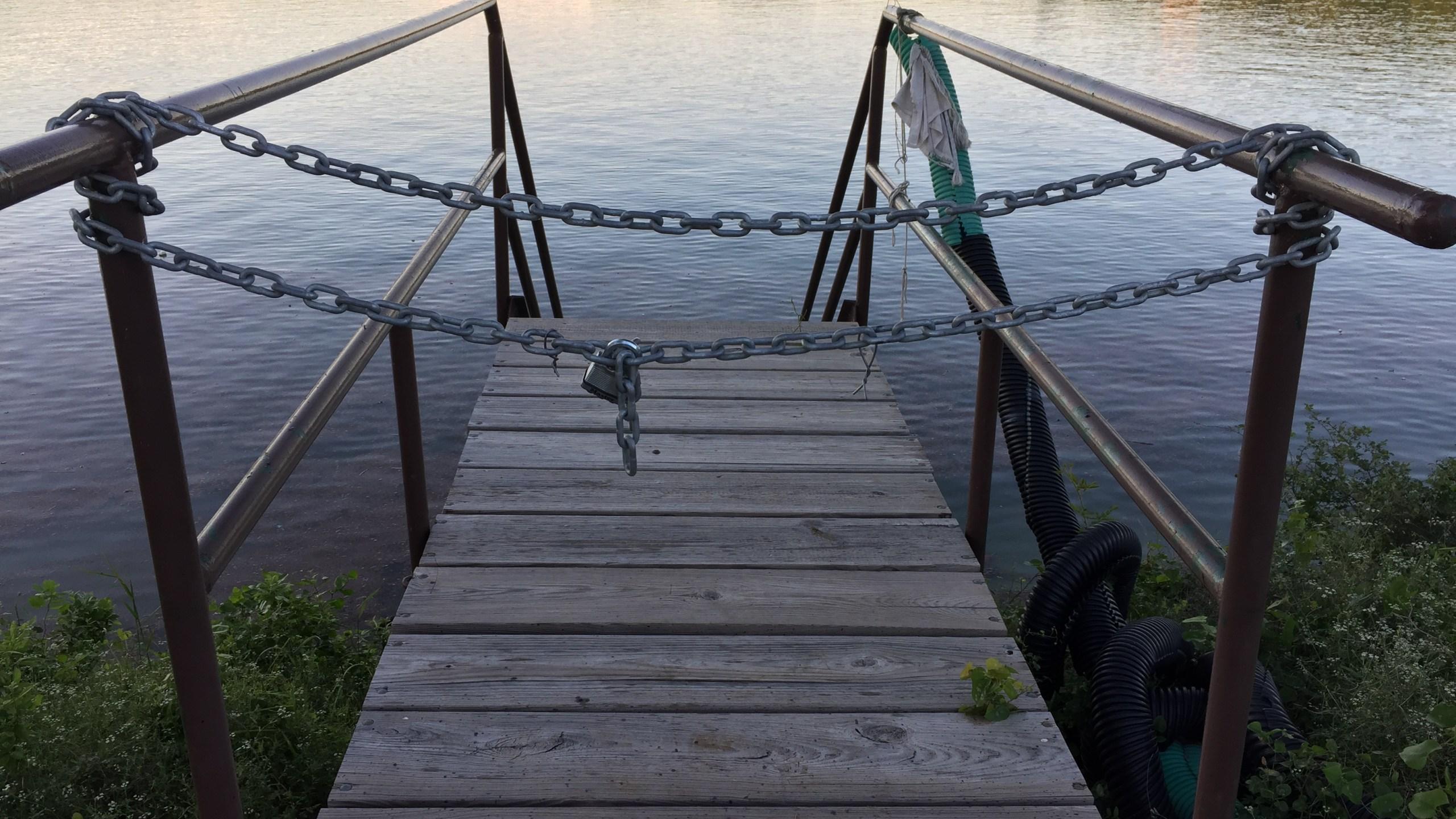 A man's body was found in Lake Travis near Jonestown_275599