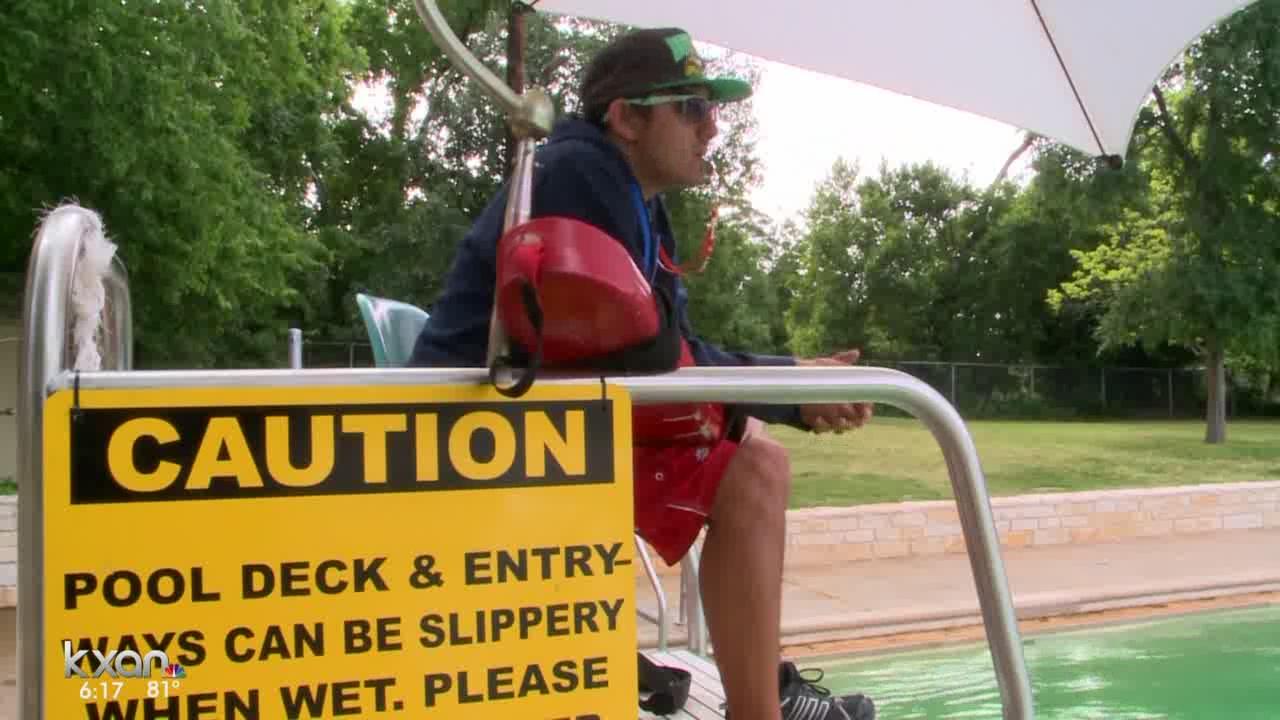 Austin's lifeguards get a pay raise