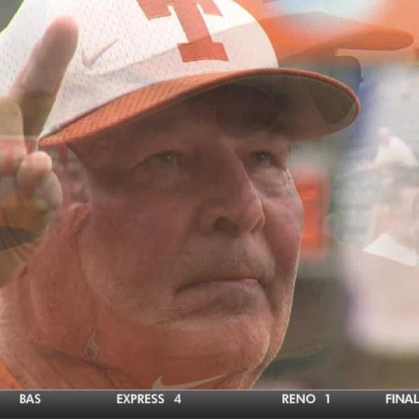Augie Garrido's legendary baseball career ends at Texas