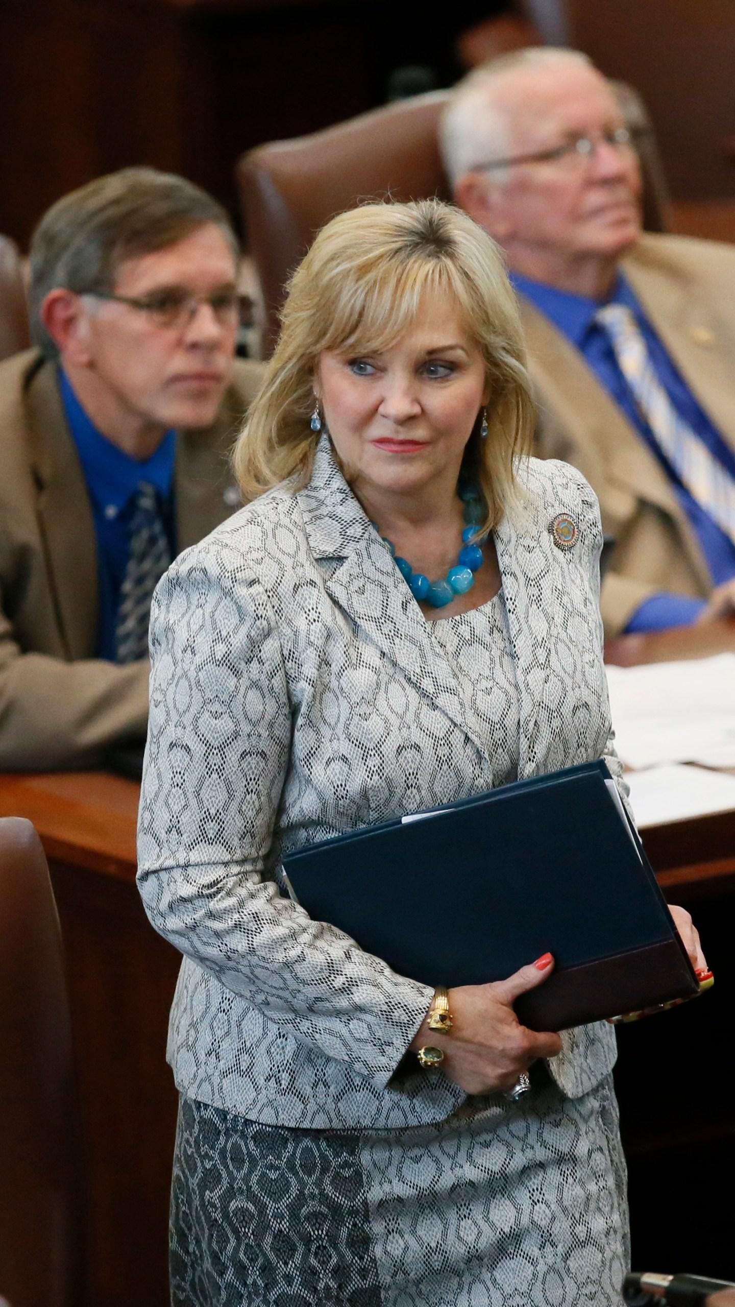 Mary Fallin - Oklahoma Governor_288266