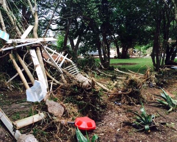 Damage in Wimberley_125500