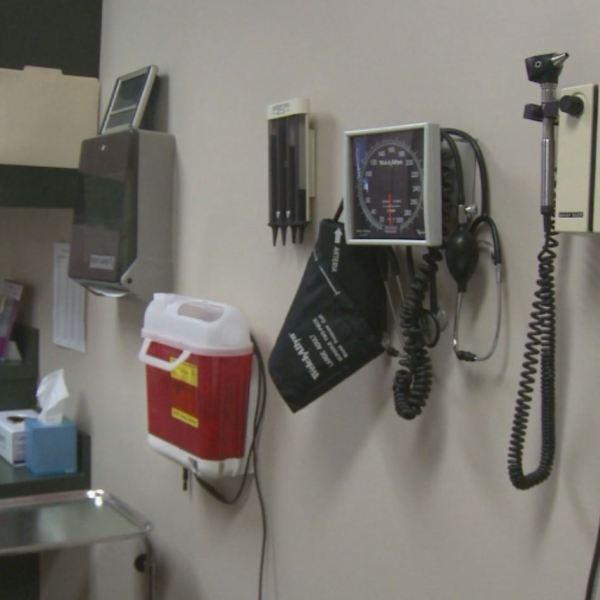 Doctor's office - medical - blood pressure_258919