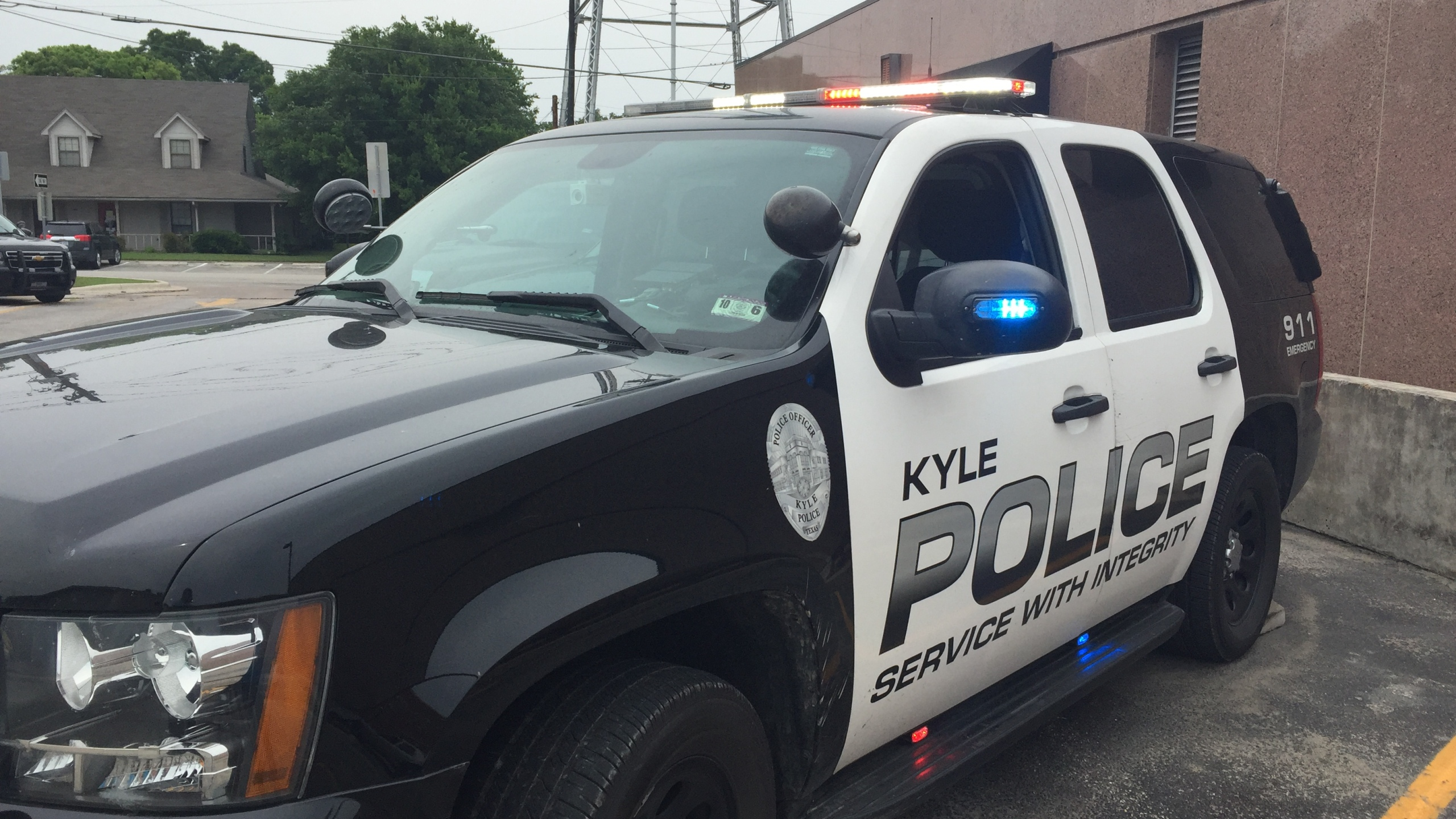 Kyle police working overtime to combat crim_292193