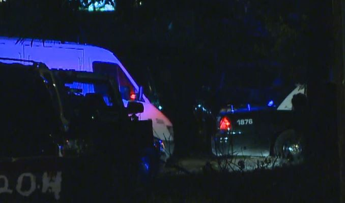 A man was shot during a North Austin robbery on Lola Drive the evening of Tuesday, May 17_286680