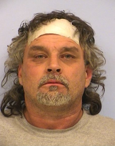 Shawn Vellier, charged with 5th DWI arrest on W. Anderson Lane_281332