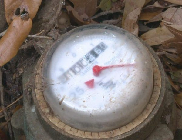 water system meter_233115