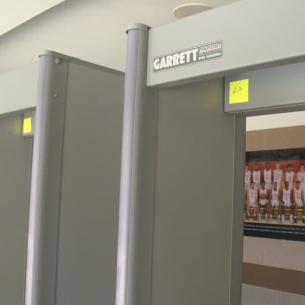 New security measures at Frank Erwin Center start tonight