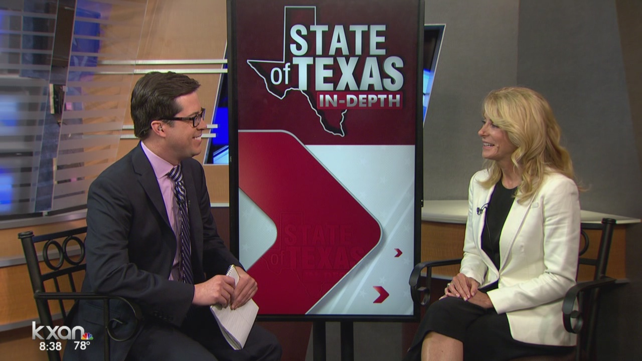State of Texas: In-Depth with Wendy Davis
