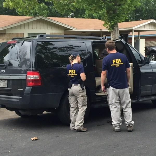 FBI makes drug trafficking arrests on Emerald Mojave Drive in Austin on June 28, 2016_305450