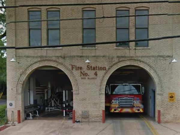 Fire Station No. 4, one of the city buildings in need of maintenance according to the city of Austin_300884