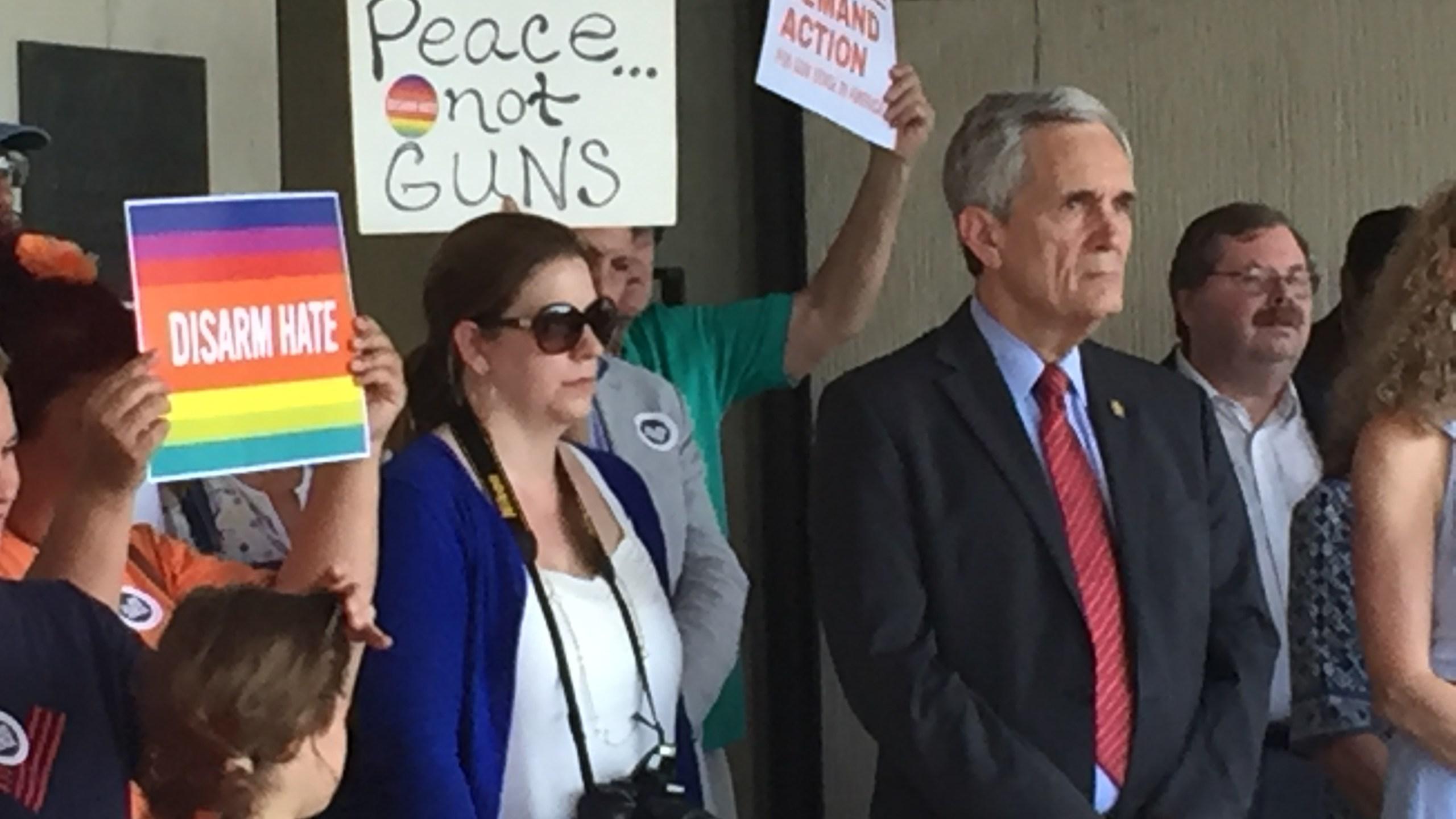 Gun rally in Austin_306032