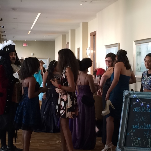 Dell Children's held their annual prom for patients on Saturday, June 18, 2016._301298