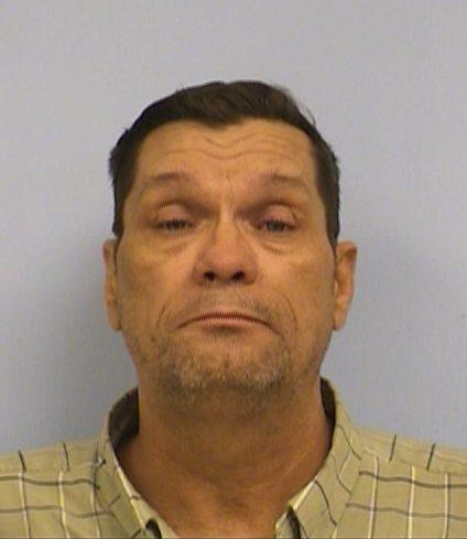 Patrick Eugene Johnson's mugshot from a 2013 arrest. (Austin Police Department)