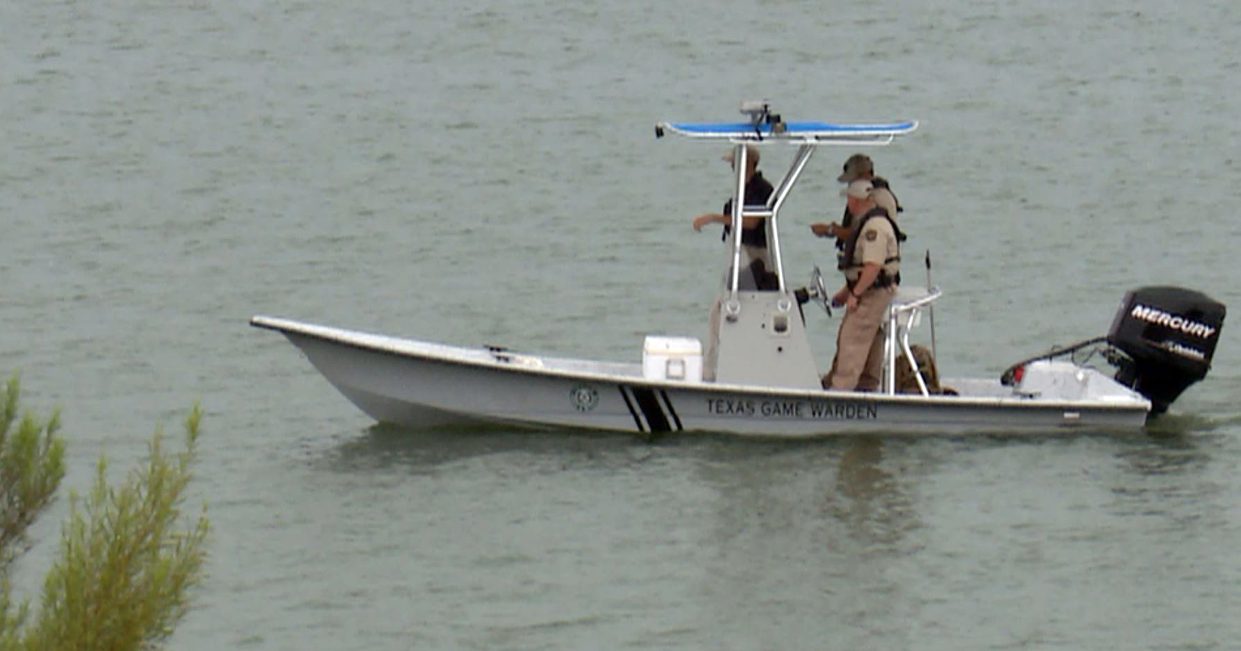 Texas Parks and Wildlife Game Warden boat on Lake Georgetown. (KXAN  File Photo)
