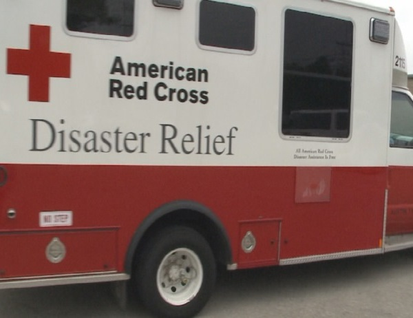 The American Red Cross serving Central Texas opened a shelter to flood victims at Parker Lane United Methodist Church Sunday, May 29, 2016._119882