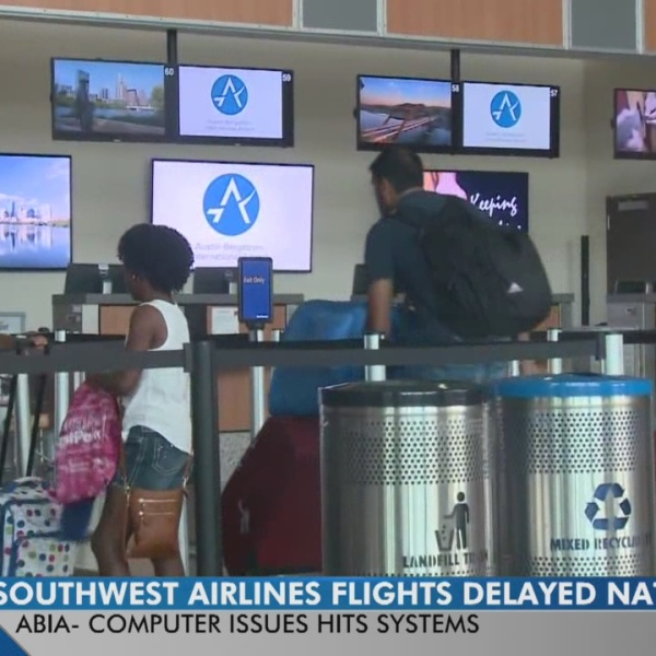 Southwest Airlines delays could spill into Thursday