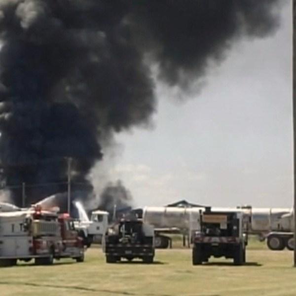 Train collision near Amarillo_305241