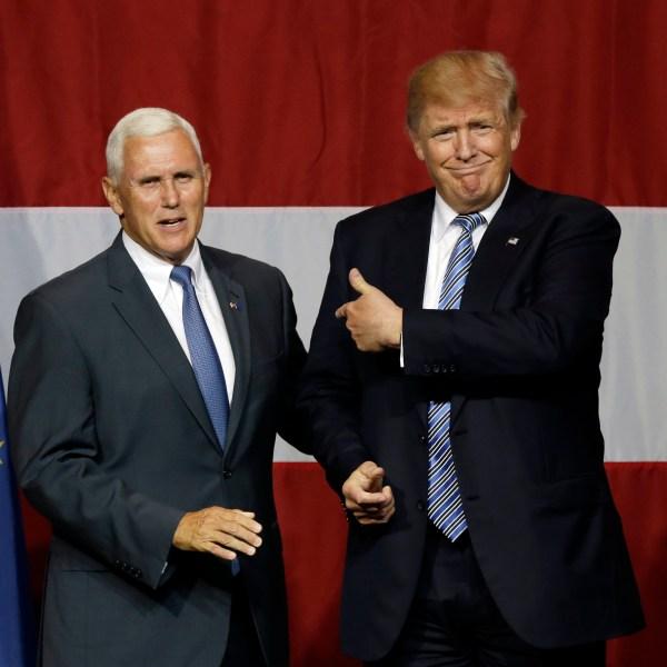 Donald Trump. Mike Pence_312062