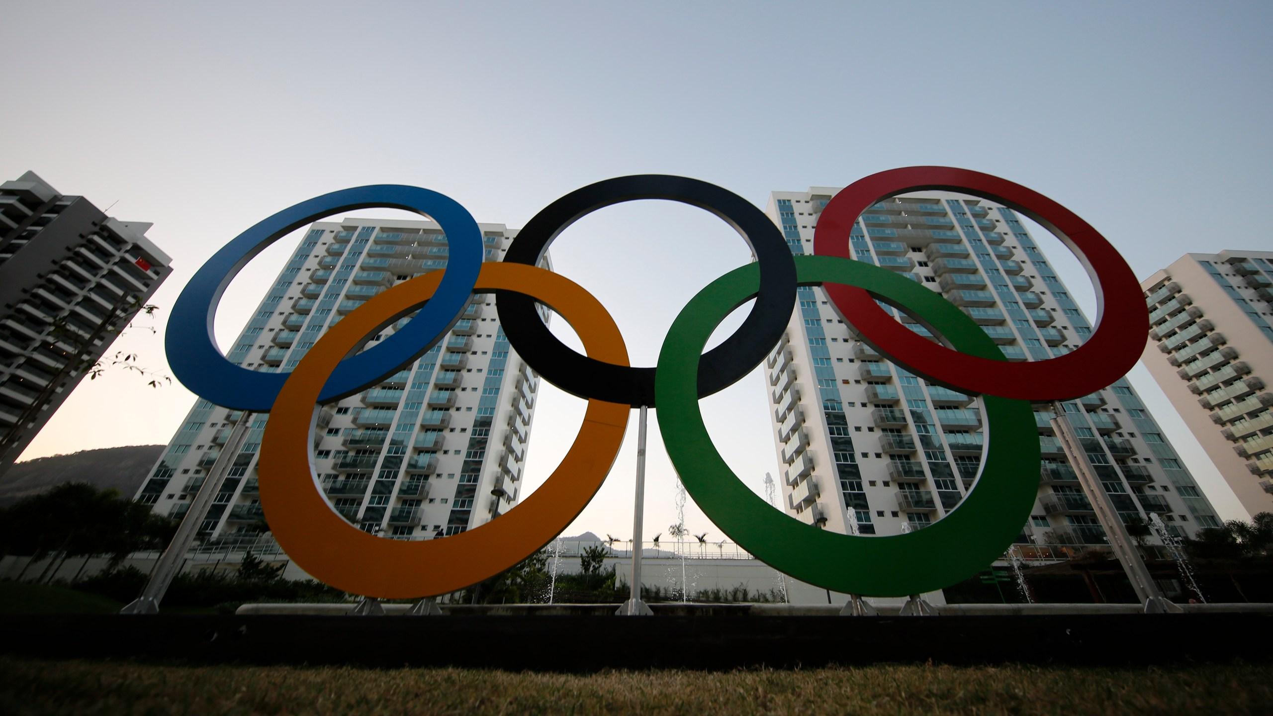 Brazil Rio Olympics Village_317040
