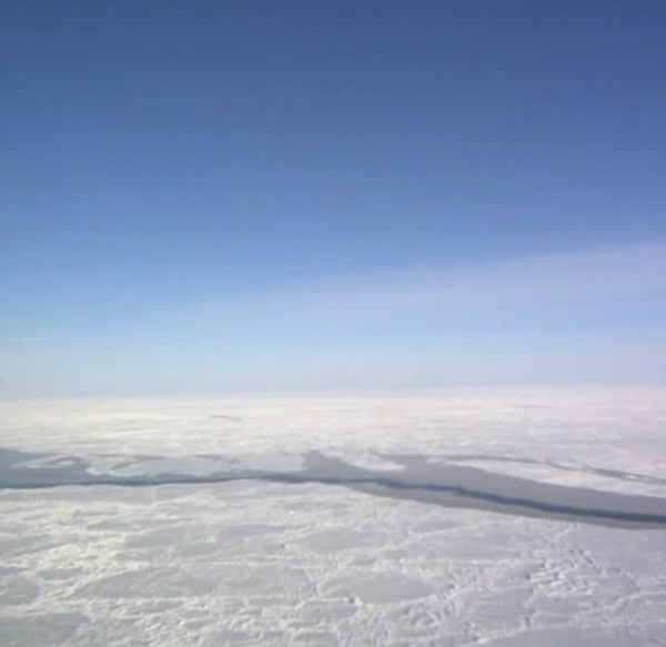 NASA pic of ice coverage in the Arctic Ocean_314429