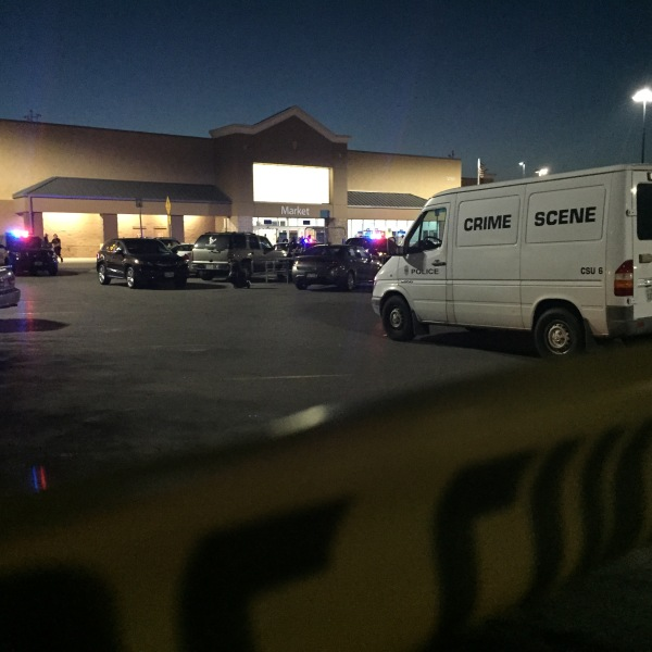 Boy critically wounded after being hit by a car in a North Austin Walmart parking lot north of Parmer Lane on July 7, 2016_309271