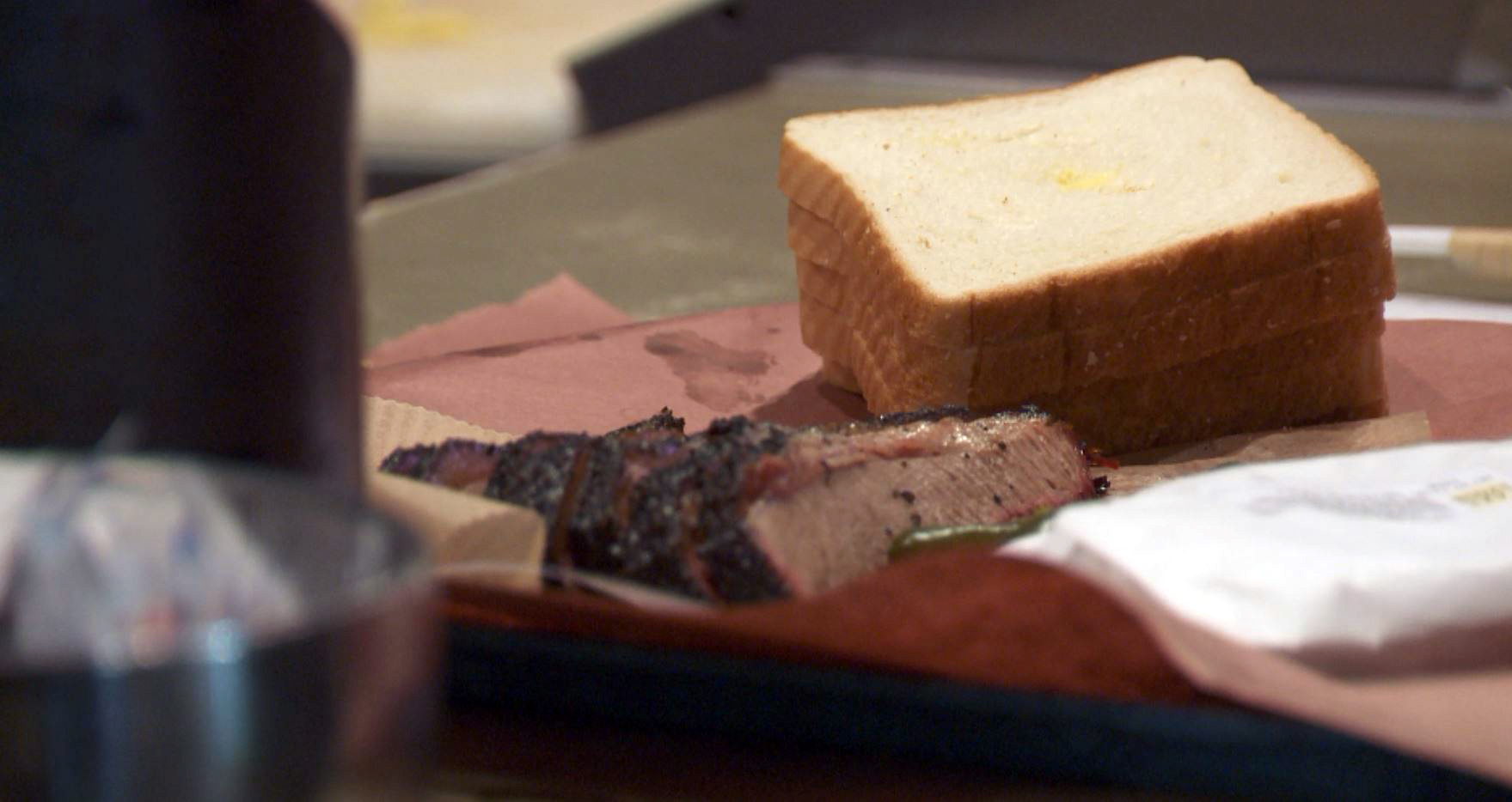 Brisket at Franklin Barbecue_312219