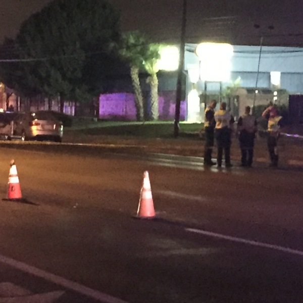 A man hit by a car and killed while walking in the 8000 block of Burnet Road on July 3, 2016_307579