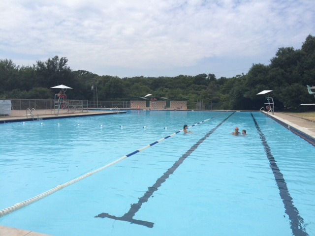 Givens Pool in East Austin_163476