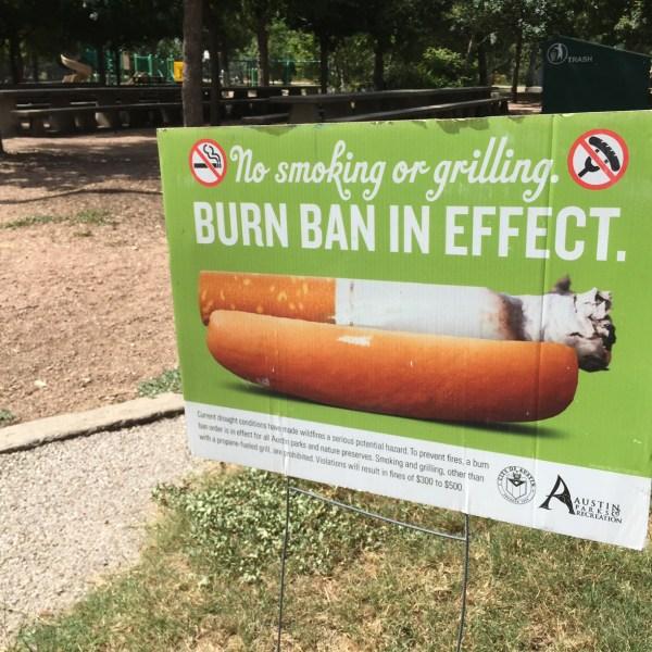 Austin Parks burn_smoking ban sign - Ed Zavala_KXAN_312789
