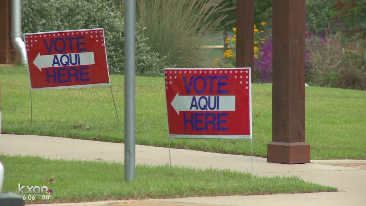 Travis County replacing aging voting machines
