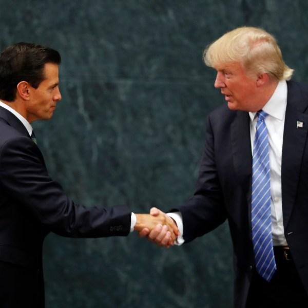 Enrique Pena Nieto, Donald Trump_342042