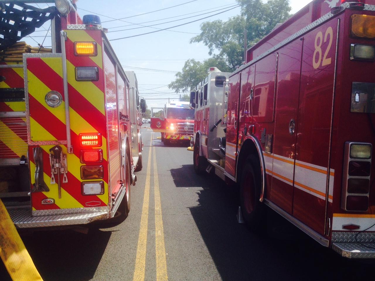 Austin Fire Department firetrucks (generic)_165261