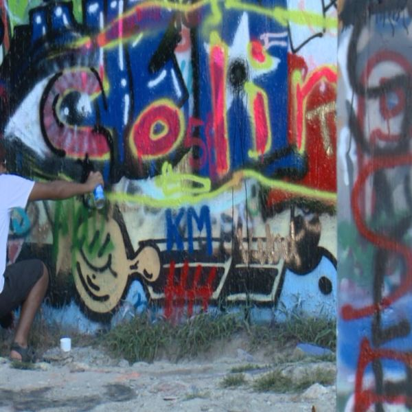 The HOPE Outdoor Gallery announced plans for relocation Friday, August 5, 2016._328399