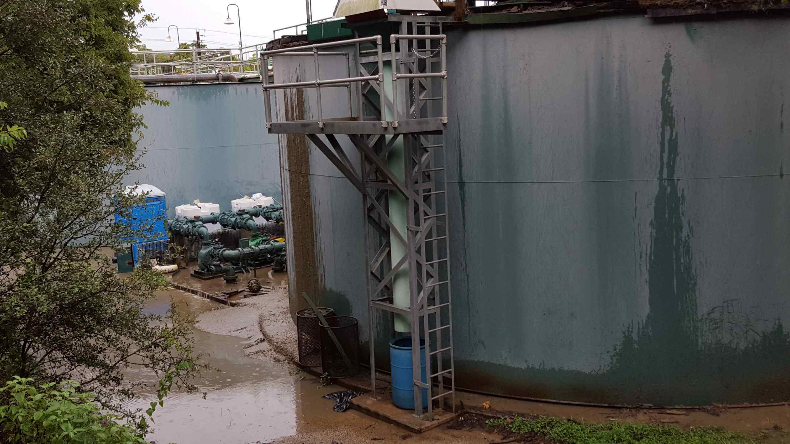 Lost creek Wastewater treatment plant_336046