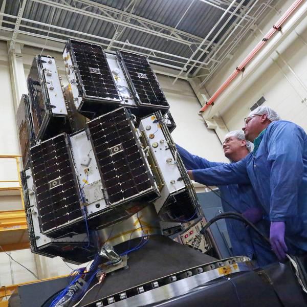 NASA Cyclone Global Navigation Satellite system_331462