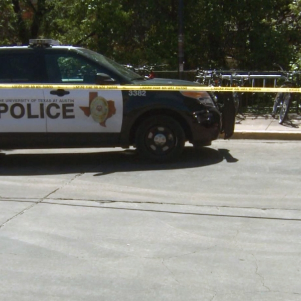 Possible Homicide on UT Campus_267414