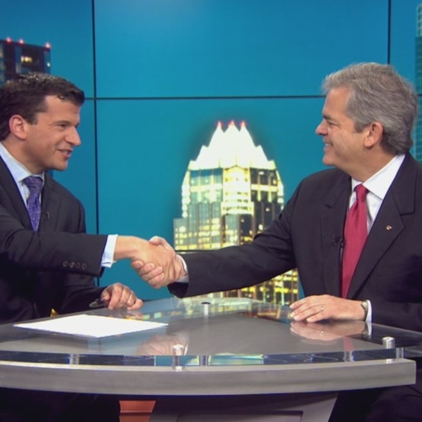 Austin Mayor Steve Adler discusses special meeting to finalize the city's budget_344975