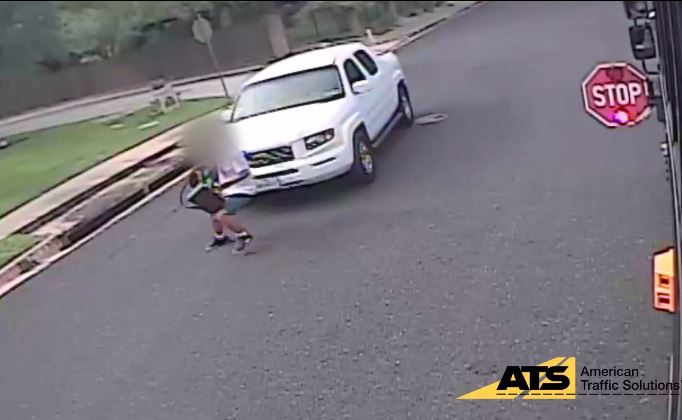 An AISD high school student hit by a truck on Aug. 30 on Courtyard Drive._342573