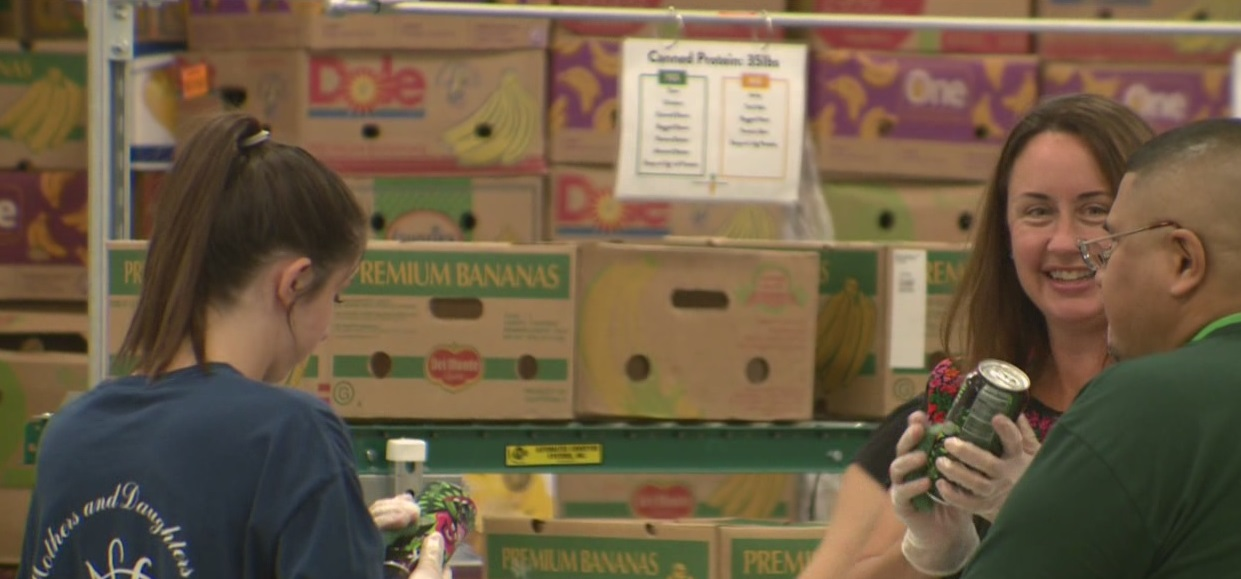 New Central Texas Food Bank will feed thousands of local families (KXAN Photo)