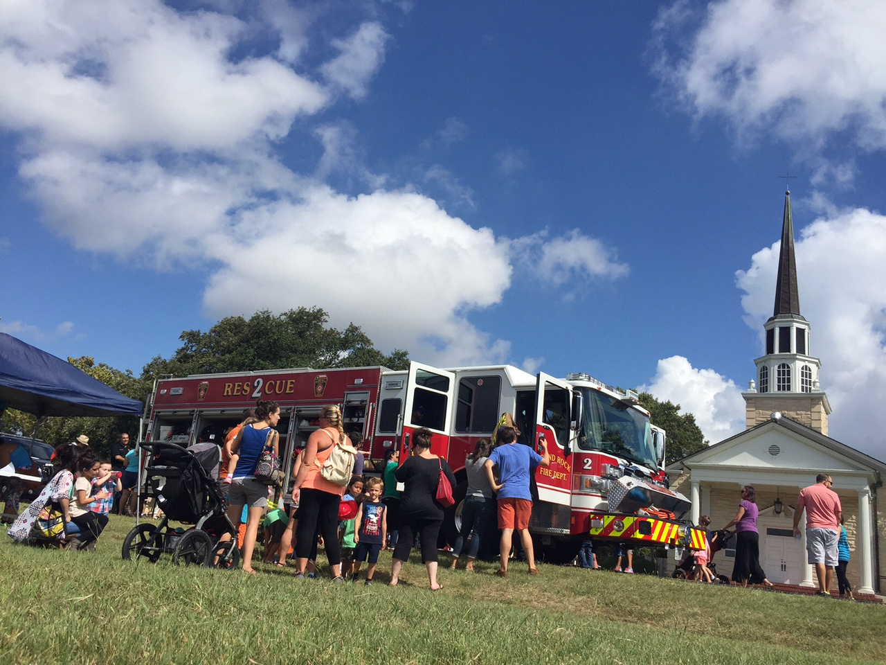 Round Rock first responders hosted Public Safety Day Saturday, September 24, 2016._352513