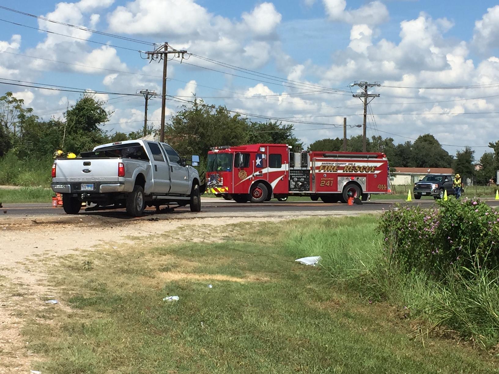 Bastrop crash at Highway 95_346704