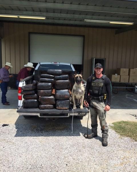 Marijuana found in fayette County_343067